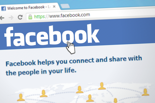 realtà aumentata su facebook