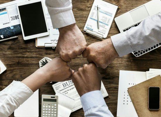 collaborazione tra aziende