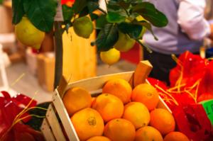 prodotti tipici - arance